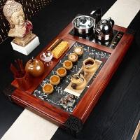 尚帝 台湾天壶陶茶具功夫茶具套装实木茶盘石 2款 Z-WG2Z0841