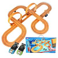 音速风暴 轨道赛车 电动遥控轨道汽车 儿童玩具套装 7.9米双人电动TR-11