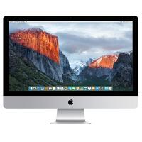 苹果(Apple)iMac 2015年新款一体机 MK452CH/A四核 Core i5 处理器 8GB 1TB存储 Retina 4K屏 21.5寸官方标配