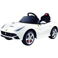 星辉rastar 遥控汽车 法拉利F12 可坐儿童车 四轮电动车 红色