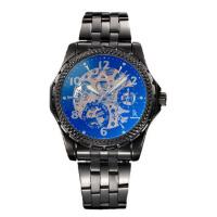 IK阿帕琦全自动机械表男士手表双面镂空男表魔幻变色休闲商务男腕表