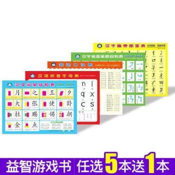 汉语拼音 乘法口诀 汉字偏旁部首表 汉字间架结构 汉字笔画笔顺随身