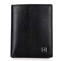 瑞士军刀男士钱包皮包牛皮经典商务休闲短款钱夹卡包 BW650828
