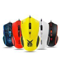 Rapoo/雷柏 V20 有线游戏鼠标 CF/LOL专业游戏竞技鼠标 USB接口 全新盒装正品行货