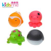 亲亲我宝宝洗澡玩具 婴儿海洋喷水玩具 儿童戏水玩具 9649/9650