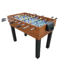 桌上足球曲棍球多功能美式球台 足球游戏台玩具 儿童桌上休息娱乐设备