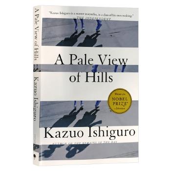 远山淡影 英文原版书 A Pale View of Hills