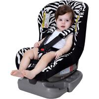 【当当自营】英国zazababy新生婴儿安全座椅 宝宝用汽车载坐椅 汽车儿童安全座椅0-4岁 斑马纹