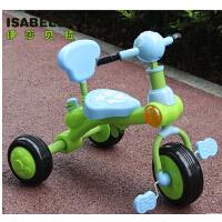 儿童三轮车脚踏车 脚踏车宝宝童车避震脚踏车