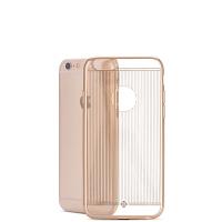 TOTU iPhone6Plus手机壳硅胶 苹果6sPlus保护套薄电镀防摔软5.5