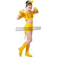 六一儿童动物舞蹈服装幼儿猫咪狗小兔子老鼠表演服卡通造型舞台演出服