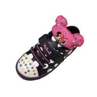 鞋柜可爱时尚米奇童鞋休闲运动女童鞋
