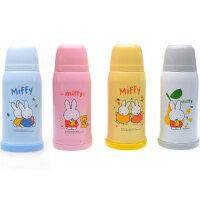 米菲 儿童不锈钢便携式保温杯 宝宝保温水壶500ml 配袋子 MF3208