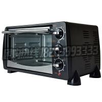 B568电烤箱 家用 16升小烤箱 可烤蛋糕披散16L烘焙烤箱
