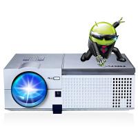 飞兰投影仪 高清家用智能投影机 支持1080P红蓝3D影院