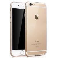 iPhone6S手机壳 苹果6手机套硅胶薄全包软壳透明保护壳防摔 4.7寸