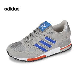 韩国直邮Adidas阿迪达斯ZX750三叶草男女经典舒适休闲跑鞋B24853