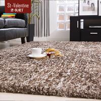 地毯客厅茶几现代简约长方形 房间沙发卧室北欧床边宜家日式定制