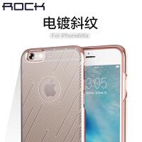 【全国包邮】Rock iPhone6手机壳6S 女 苹果6保护壳6S外壳i6水钻创