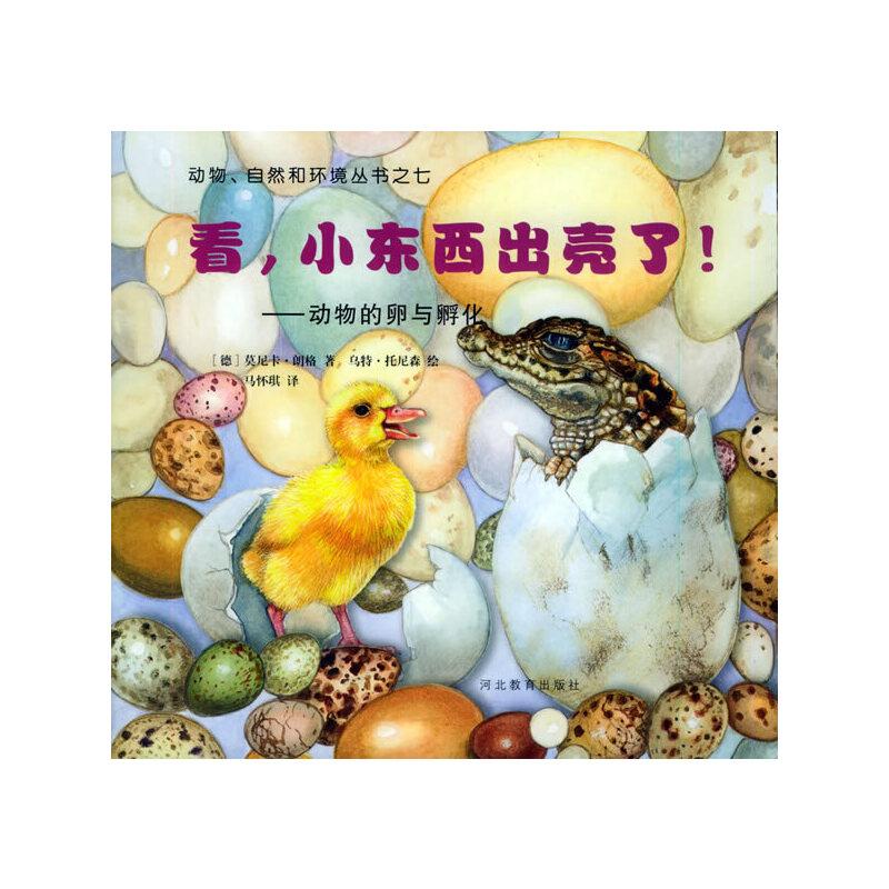 动物的卵与孵化——动物,自然和环境丛书