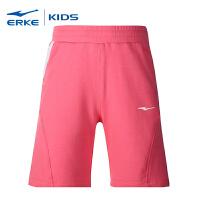 【618大促】鸿星尔克童装正品儿童短裤新款女童纯棉休闲运动短裤