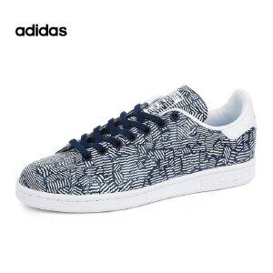 韩国直邮正品代购ADIDAS阿迪达斯斯坦史密斯男女小白鞋真皮S76663