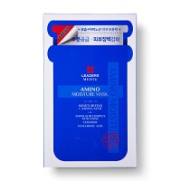 韩国LEADERS丽得姿美蒂尤AMINO氨基酸面膜10片