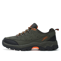 金贝勒新款登山鞋 男士防水防滑户外鞋徒步鞋 耐磨缓震运动鞋休闲鞋 2638
