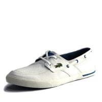 【国内现货】LACOSTE法国鳄鱼男鞋系带休闲鞋7-26SPM0012080