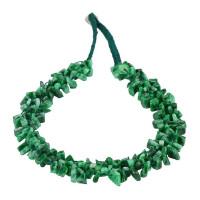 戴和美珠宝首饰 项链 精选翡翠A货随形项链