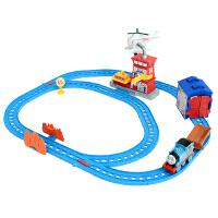 [当当自营]托马斯和朋友 电动火车系列 多多岛搜救中心套装 儿童情景轨道玩具 BMF10