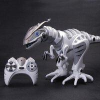 佳奇恐龙TT320红外线遥控感应霸王龙 遥控机器人玩具智能恐龙