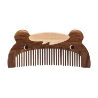 礼盒拼木梳熊逗逗 可爱木梳子 创意礼物 新品上市