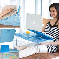 便携可折叠笔记本电脑桌/床上电脑桌/折叠桌