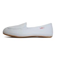 双星女鞋舒适百搭广场舞鞋套脚帆布鞋女式牛筋底漫步鞋轻便散步休闲鞋纯色运动鞋