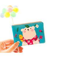 花花世界安娜西驾驶证套卡通可爱动物娃娃证件卡包土豪驾照夹