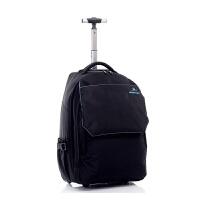 至尊鸟 大容量中学生双肩背包拉杆包拉杆旅行包行李包拉杆箱户外装备