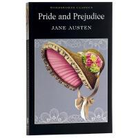 傲慢与偏见 英文原版 Pride and Prejudice  Jane Austen 世界名著 经典名著 爱情与婚姻的经典小说 青少年英语学习必读推荐课外读物