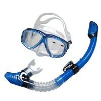 平光/近视潜水镜 浮潜三宝套装 全干式呼吸管 浮浅装备