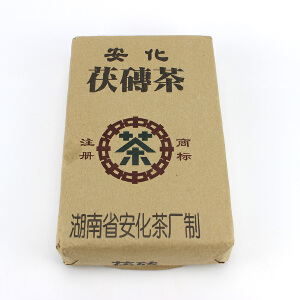 【3砖】1991年茯砖茶王 金花满满眼见为实 收藏级 黑茶