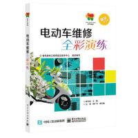 电动车维修全彩演练 韩雪涛 9787121275265