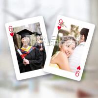 莹心 个性照片定制扑克牌 创意新奇DIY初中高中大学毕业季礼物送朋友送闺蜜