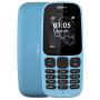 【当当自营】诺基亚手机105 蓝色 单卡 移动联通手机 老人机 备用机