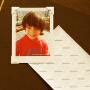 【复古白色角贴 买1送1】拍立得照片装饰角贴/照片必备贴角/墙贴 可把照片固定在书本里/相册/墙面