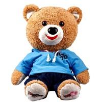 包邮 爱国者 哈比熊 早教 点读笔 幼儿 教学 故事 复读机 益智 毛绒玩具 0-3-6岁