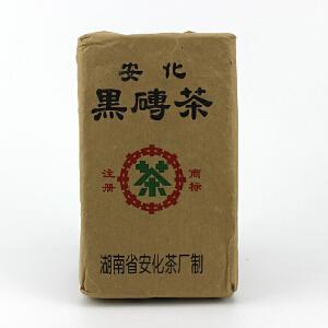 【5砖】1992年老黑砖 安化茶厂 黑茶