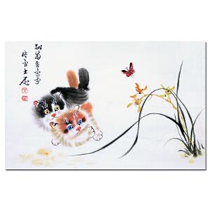 """中国""""猫王"""" 孙菊生【猫趣】Z3127"""