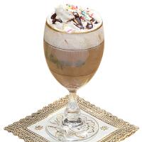 耐高温爱尔兰烧杯 玻璃杯 爱尔兰咖啡杯 进口爱尔兰杯 酒杯 250ml