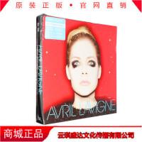艾薇儿Avril Lavigne 同名专辑 中国巡演限量版2CD+官方周边毛巾